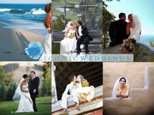 Land or Sea, completing your wedding destination dreams