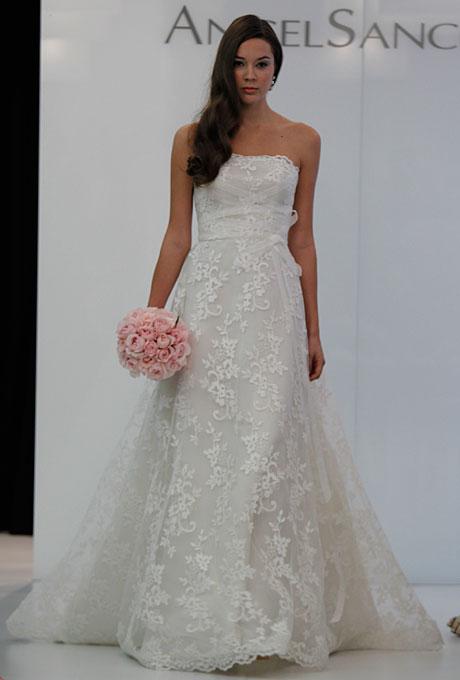 Angel Sanchez | Yours In Bridal blog