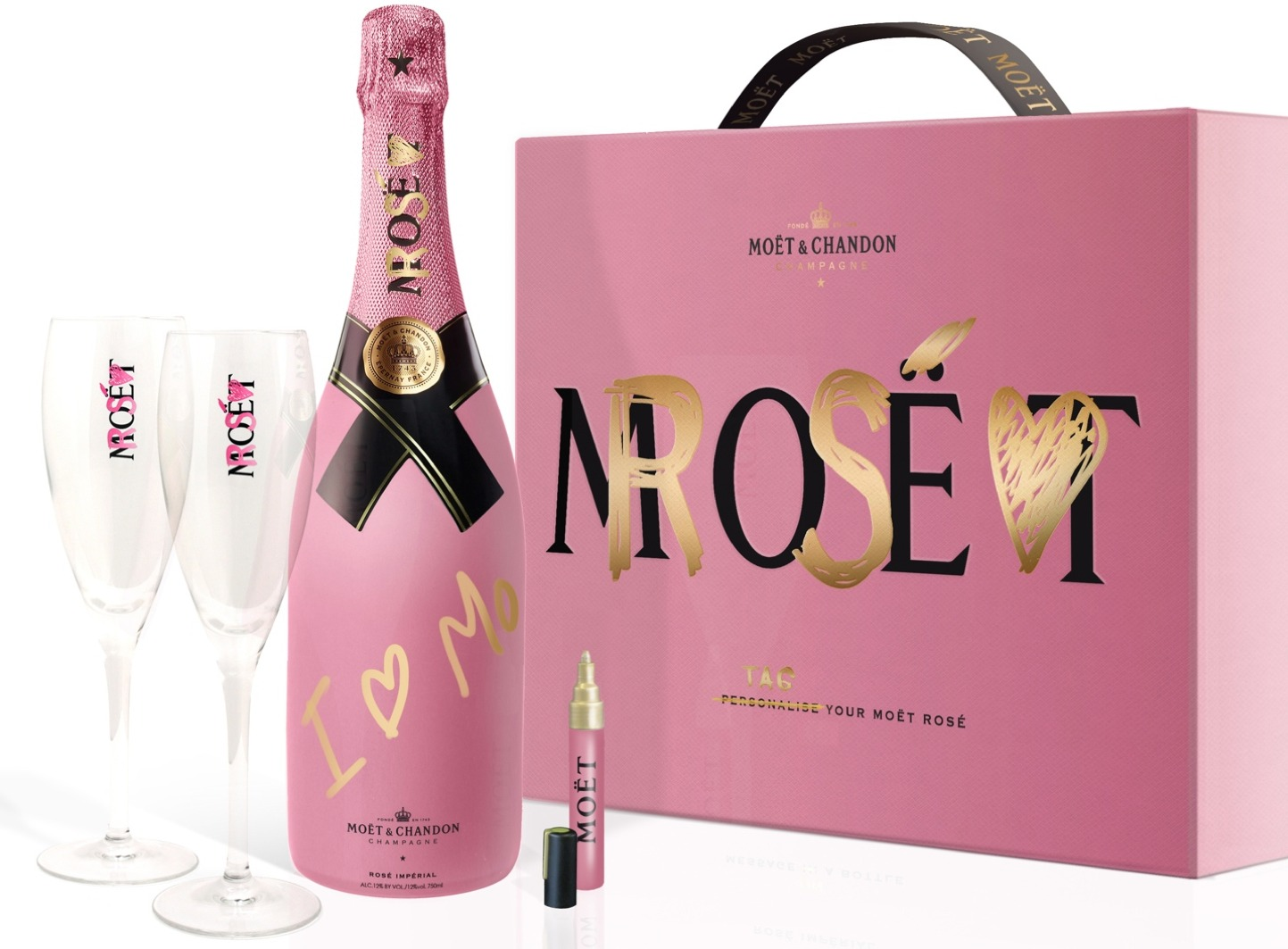 Wine Wednesday All About Valentine S Day Moet Amp Chandon