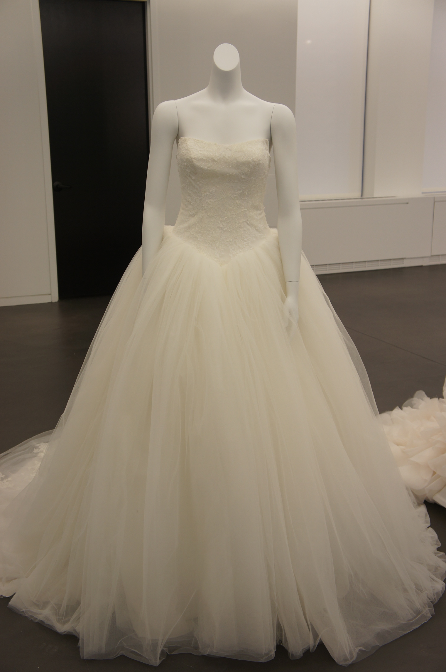 Vera Wang | Yours In Bridal blog