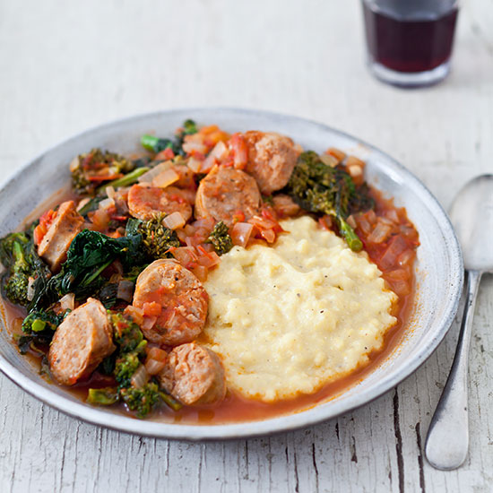 sausagebroccoli